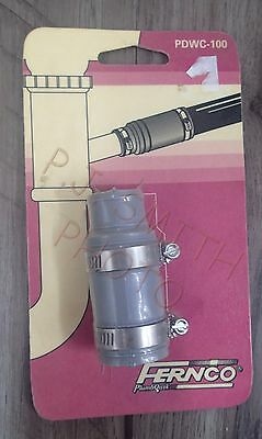 """Fernco reducer coupling 3/4"""" to 1/2"""",Dishwasher to Tail Piece [PDWC-100]"""