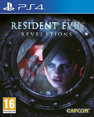 Resident Evil Revelations HD (PS4) [New Game]