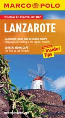 Lanzarote Marco Polo Pocket Guide by Marco Polo 9783829706674