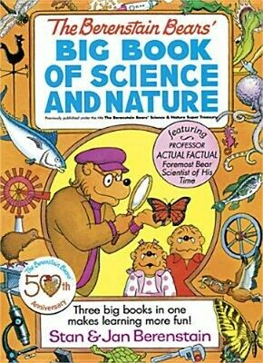 The Berenstain Bears' Big Book of Science and Nature (Paperback or Softback)