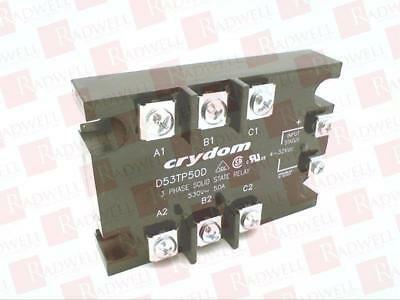 CRYDOM D53TP50D (Used, Cleaned, Tested 2 year warranty)