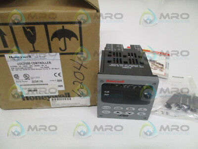 Honeywell Udc2500 Dc2500-Ee-0A00-200-00000-00-0 Controller *new In Box*