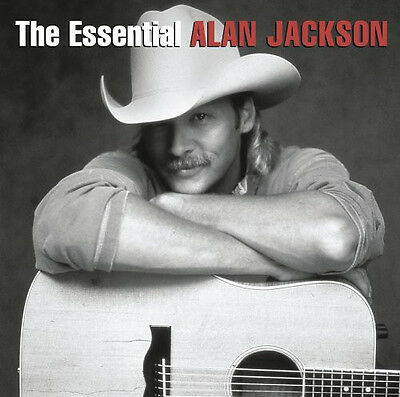 ALAN JACKSON The Essential 2CD BRAND NEW Best Of