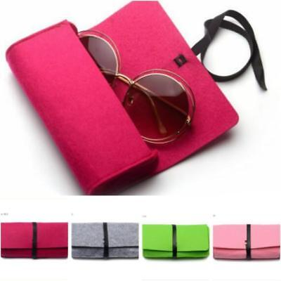 Portable Eye Glasses Sunglasses Case Pouch Bag Box Storage Protector W