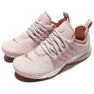 Wmns Nike Air Presto PRM Sild Red Gum Women Shoes Sneakers Trainers 878071-601