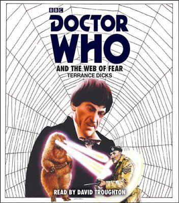 Doctor Who and the Web of Fear: 2nd Doctor Novelisation by Terrance Dicks...