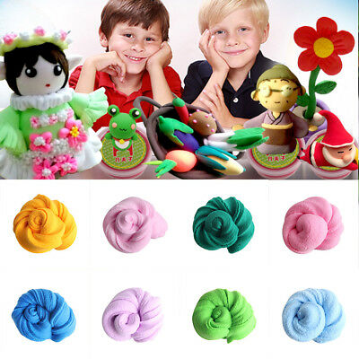 50g Malleable Fimo Modeling Clay Plasticine Air Dry Playdough Modelling Kid toy