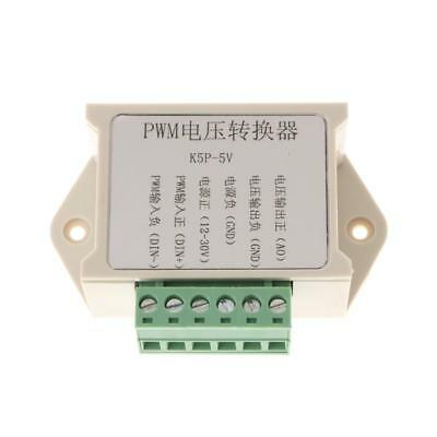 1 Piece PWM Digital To Analog Signal To Voltage Converter Adapter Tranformer