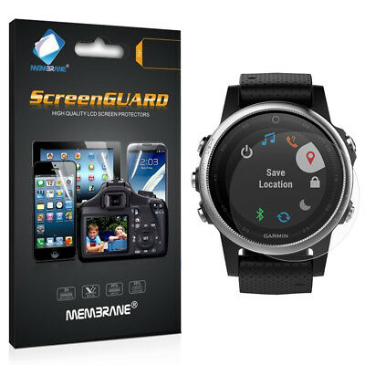3 x New HD High Quality Accessories For Garmin Fenix 5S (42mm) Screen Protectors