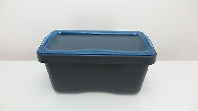 DIVERSEY Cloth Box 12Litre Window Cleaning Box Blue Lid Microfibre Mop Bucket