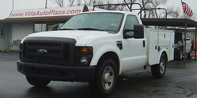 2009 Ford F-350 Utility Bed Liftgate Only 75k miles 2009 Ford F350 XL SD V8 Service Bed Liftgate 75k miles