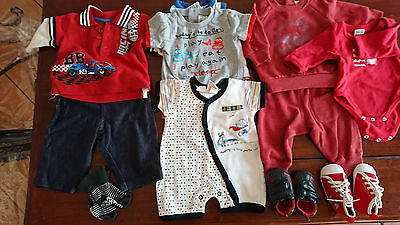Baby clothes 0000 - 000 BULK/ BUNDLE VALUE PACK FOR BOYS