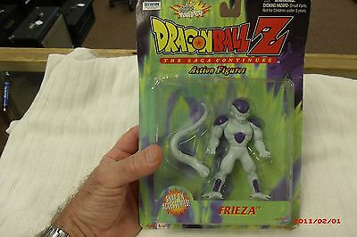 Dragon Ball Z Irwin Frieza UNOPENED Action Figure