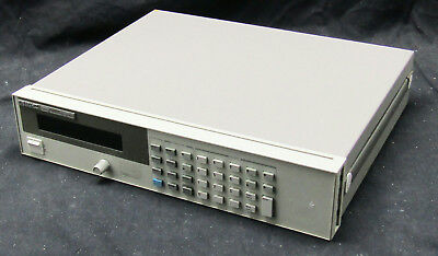 * HP 66332A Dynamic Measurement DC Power supply