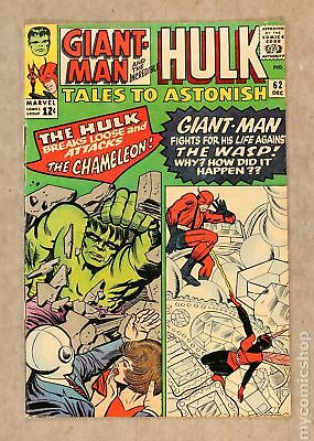 Tales to Astonish (1959-1968 1st Series) #62 FN+ 6.5