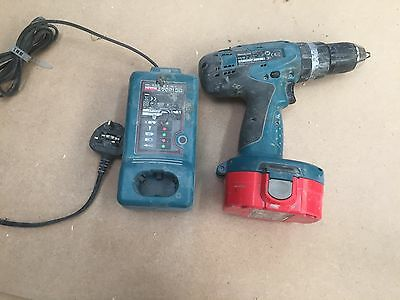 Makita 18v cordless with charger and battery