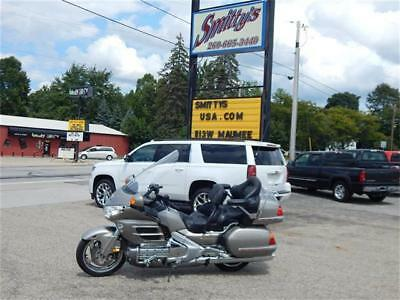 Gold Wing  2003 Honda Gold Wing GL18003 Motorcycle One Owner Records Immaculate 42k miles!!