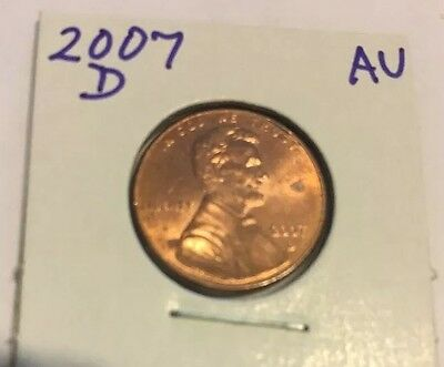 2007 D Lincoln Cent # 41
