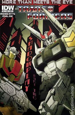 Transformers More than Meets the Eye (2012 IDW) #10B FN