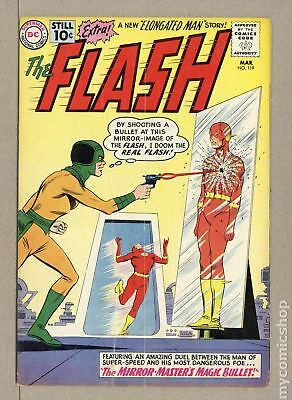 Flash (1959 1st Series DC) #119 GD/VG 3.0