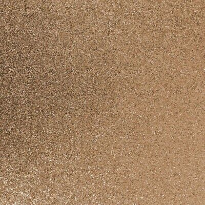 5 Gold OR Choose Superfine Glitter CardStock (A4) Quality Smooth NoLoose Glitter