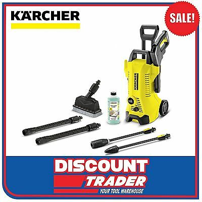 Karcher K 3 Full Control Deck High Pressure Cleaner/Washer - 1.602-610.0