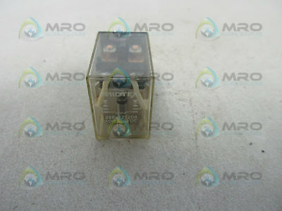 Midtex 258-12F200 Relay *used*
