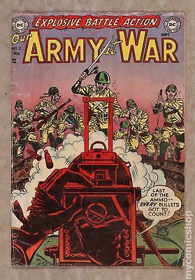 Our Army at War (1952) #2 GD 2.0
