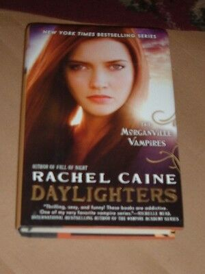 The Morganville Vampires: Daylighters 15 by Rachel Caine (2013, Hardcover)