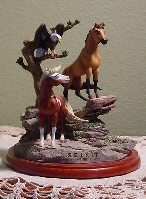 Breyer 59002 NIB Friends Forever Fine Porcelain Spirit Limited Edition Rain