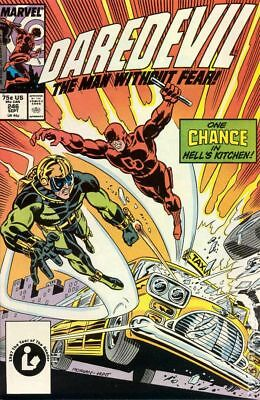 Daredevil (1964 1st Series) #246 VG LOW GRADE