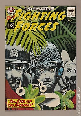Our Fighting Forces (1954) #71 FN- 5.5
