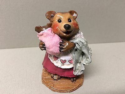"""Wee Forest Folks """"GRANDMOTHER BEAR""""-BB-13-Adorable!"""
