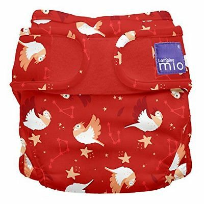Bambino Mio - Miosoft Culotte de Protection [MS1 STAR] [Rouge] [Taille 1] NEUF