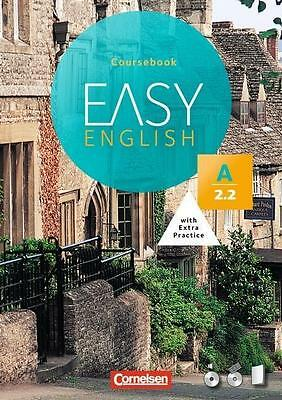 Coursebook, Easy English A 2.2 with Extra Practice, w. neu