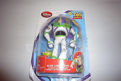 Toy Story BUZZ LIGHTYEAR and Alien Doll Disney Store