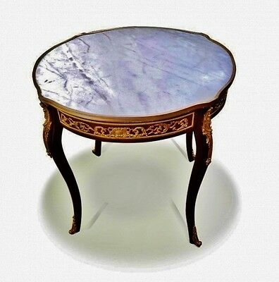 Awesome Louis XV Marble Topped Occasional /Centre Table