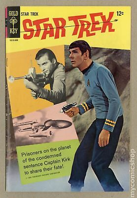Star Trek (1967 Gold Key) #2A GD 2.0