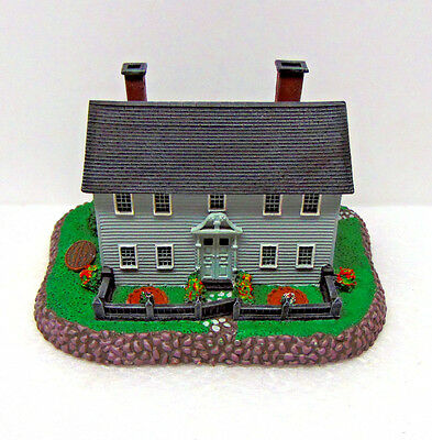 1992 Rockwell's Hometown Collection - The Mission House - Rhodes Studios