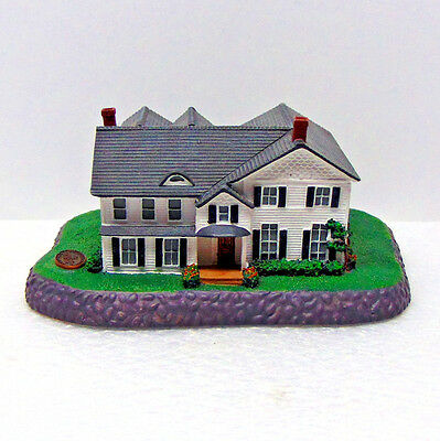1994 Rockwell's Hometown Collection - The Old Rectory - Rhodes Studios