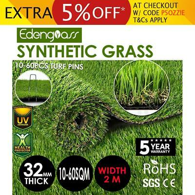 10-60 32mm SQM Synthetic Turf Artificial Grass Plastic Fake Plant Lawn Flooring