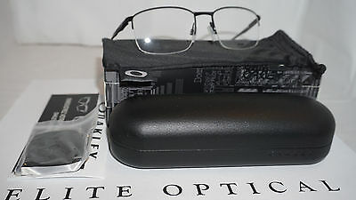 OAKLEY RX Eyeglasses New Authentic Oph Taproom (52) Polished Black OX3202-0252