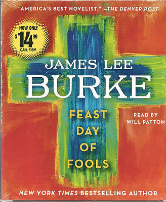 Audio book - Feast Day of Fools by James Lee Burke  -   CD   -   Abr