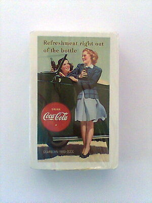 1993 Coca-Cola Collectors Club Convention Sealed Deck Playing Cards #1