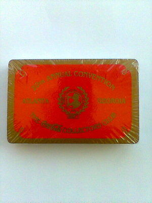 1994 Coca-Cola Collectors Club Convention Sealed Deck Playing Cards