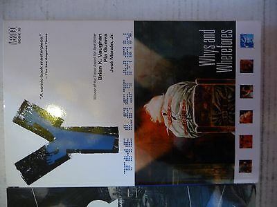 Y The last man Vol 10 Whys and Wherefores Brian K Vaughan. issues 55-60