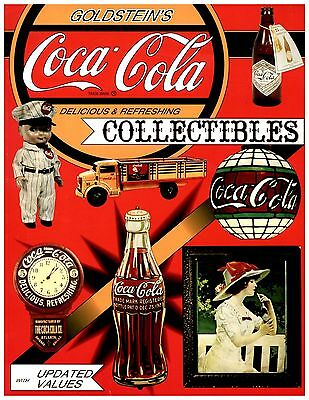 Coca Cola Price Guide 1996 With Updated Values