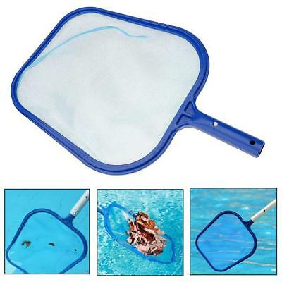 Professional Leaf Rake Mesh Frame Net Skimmer Cleaner Swimming Pool Spa Tool PK