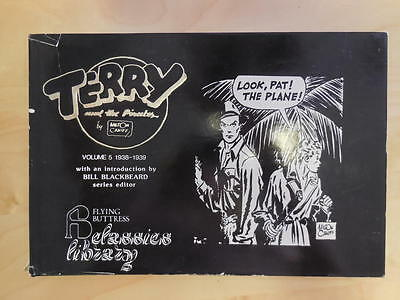 Terry and the Pirates Vol 5    1938-1939    Hardcover    Limited 879/1200
