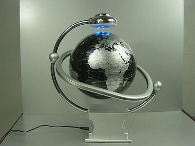 Fascinations Levitron Ion, Magnetic Levitation Floating globe World Map Sydney